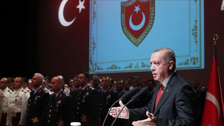 Ердоған: Түркия НАТО-ға құндылық пен күш берді - на politic.bugin.kz