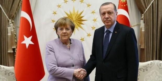 Түркия президенті Германия канцлерімен телефон арқылы сөйлесті - на bugin.kz