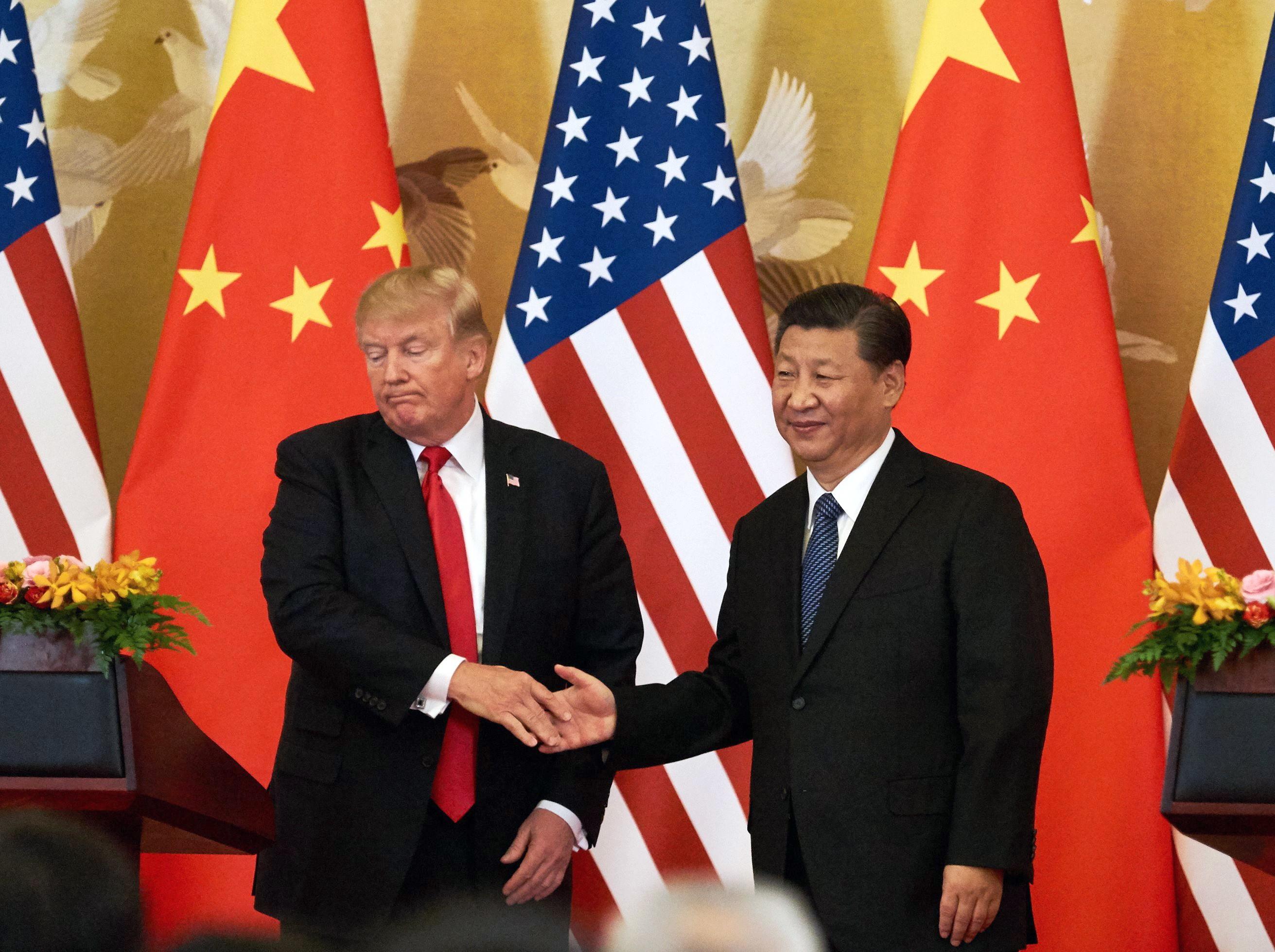Трамп қытай тауарларына салынатын салықты тағы да көтеретінін айтты - на finance.bugin.kz