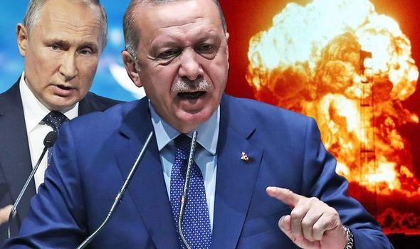 Ердоған ядролық қару және соғыс туралы көбірек айта бастады - на politic.bugin.kz