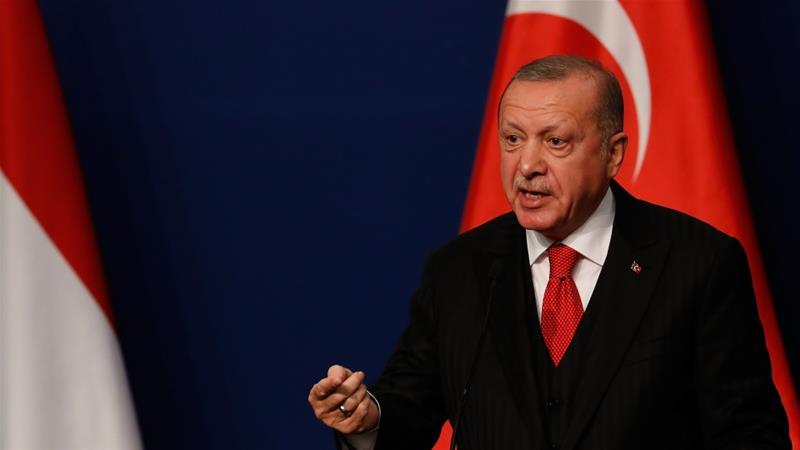 Ердоған: Түркия Сириядағы әскерін әкетпейді - на politic.bugin.kz