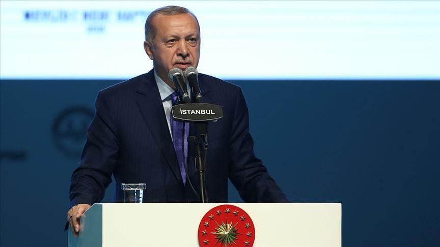 Түркия президенті: Мұсылмандардың бауырмалдығында шек жоқ! - на politic.bugin.kz