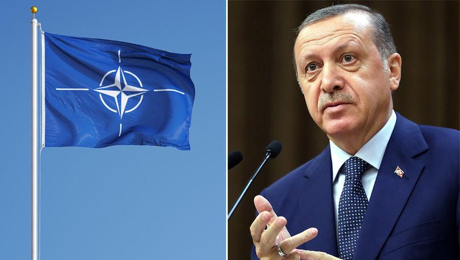 Түркия НАТО-ның Балтық елдеріне арналған қорғаныс жоспарына қол қоюдан бас тартты - на politic.bugin.kz