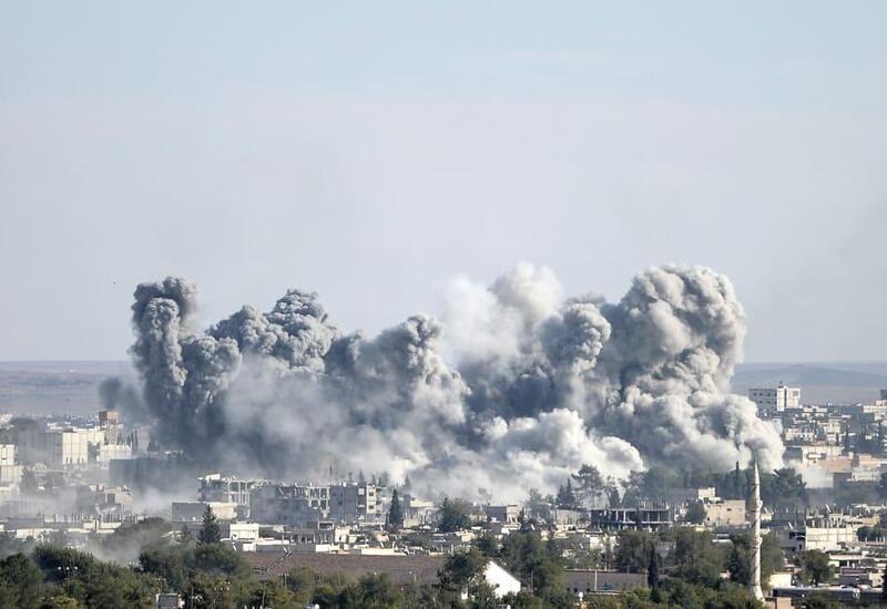 АҚШ Ирак пен Сириядағы парсы әскери базаларына шабуыл жасады - на politic.bugin.kz
